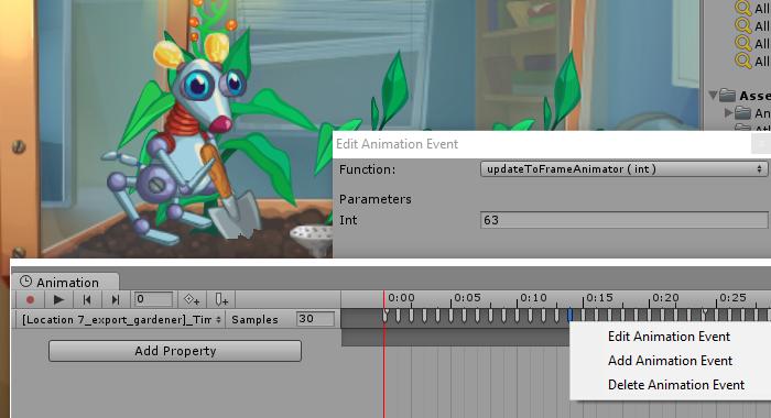 Оптимизация анимаций в Unity3D - 6