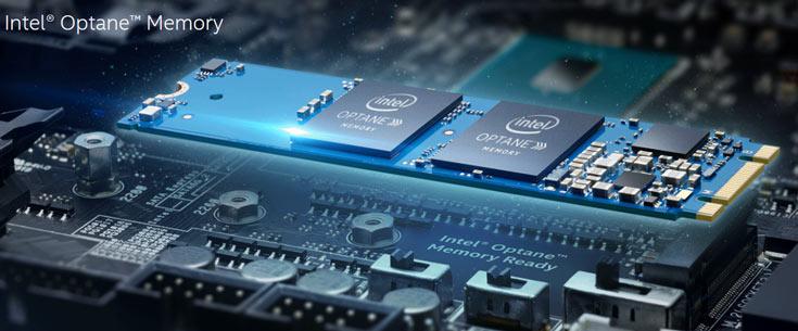 Накопители в виде карт M.2 2280-S1-B-M или 2242-S1-B-M предполагается подключать к контроллеру PCIe, интегрированному в PCH