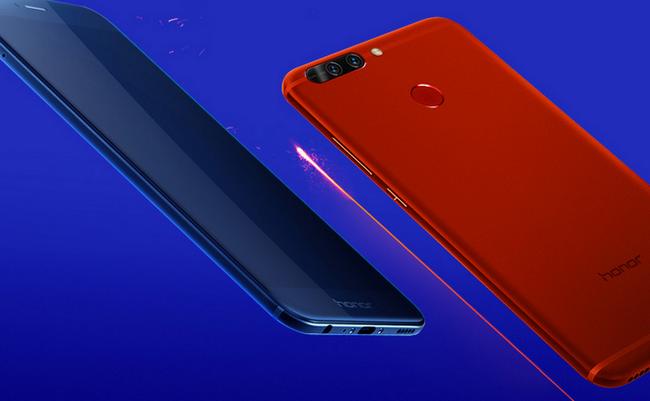 Представлен смартфон Huawei Honor V9 с функцией 3D-фото стоимостью от $377