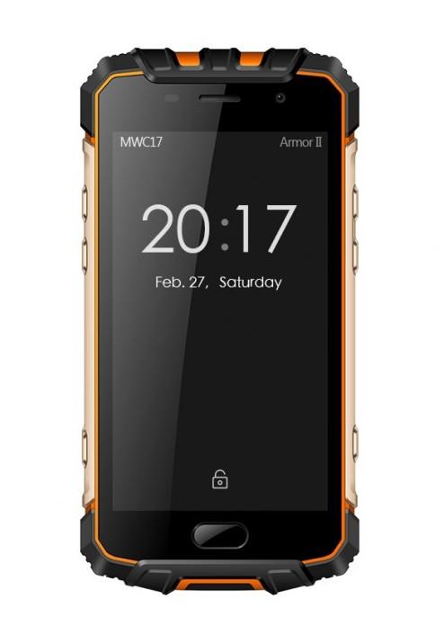 Защищенный смартфон Ulefone Armor 2 получил SoC Helio P25, 6 ГБ ОЗУ и шесть кнопок на корпусе