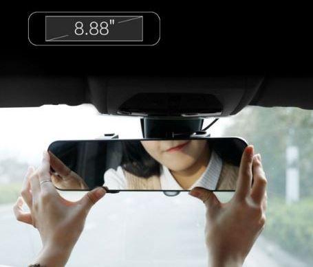 Xiaomi выпустила умное зеркало заднего вида для автомобилей за $145