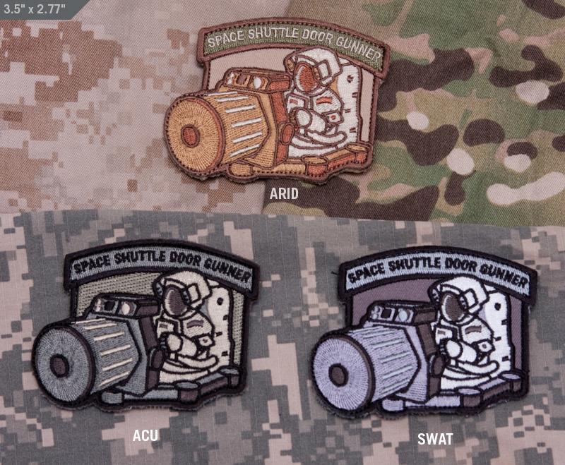 Байки бортстрелка Спейс Шаттла - 7
