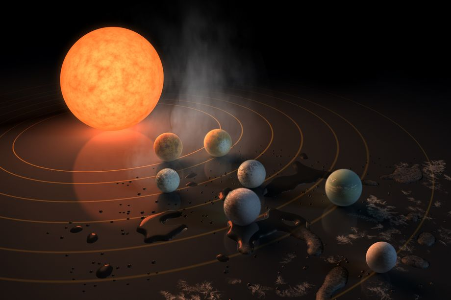 В чём важность открытия НАСА звёздной системы TRAPPIST-1 - 1