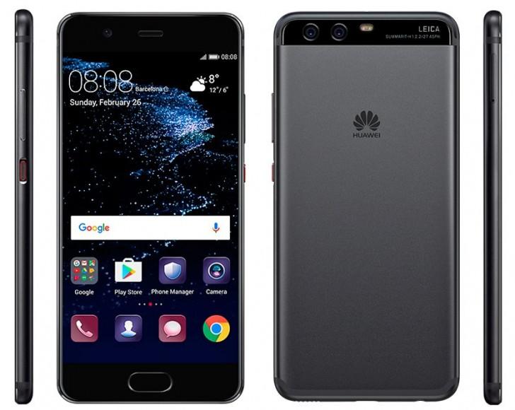 Вместе с Huawei P10 и P10 Plus на MWC 2017 представят EMUI 5.1