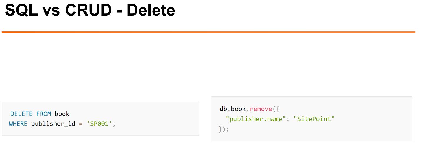 MySQL и MongoDB — когда и что лучше использовать - 10