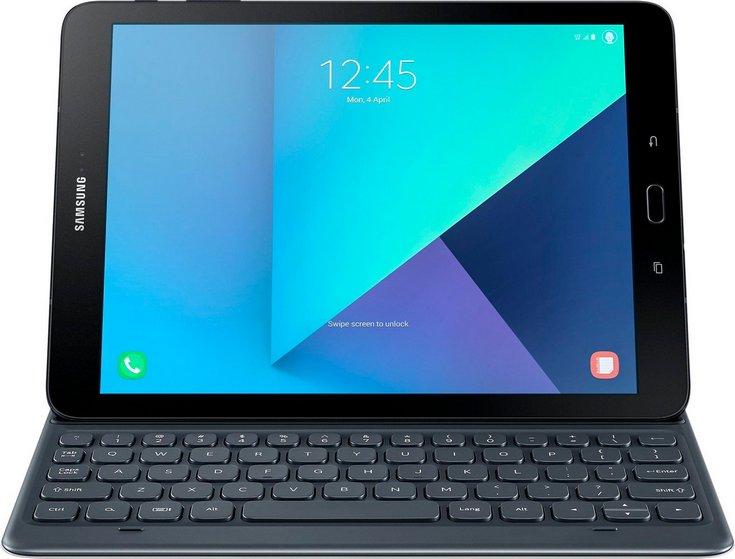 Эван Блэсс опубликовал качественное изображение планшета Samsung Galaxy Tab S3 с клавиатурой