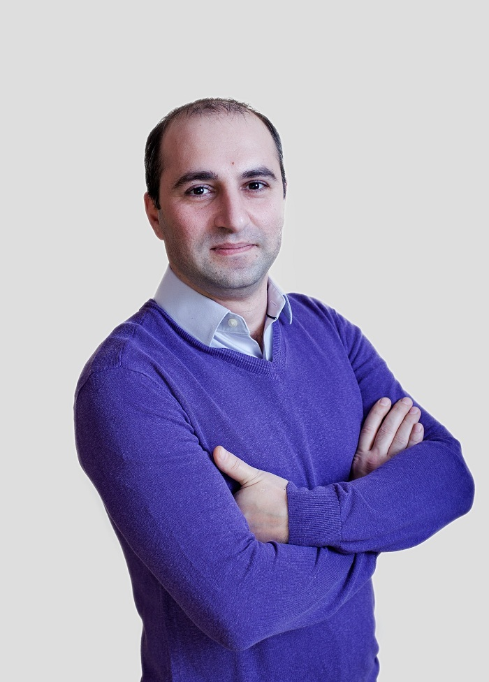 Как работают ИТ-специалисты. Мамикон Вартапетян, руководитель группы разработки БД «Лестэр ИТ» - 1