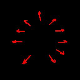 Отрисовка векторной графики — триангуляция, растеризация, сглаживание и новые варианты развития событий - 18