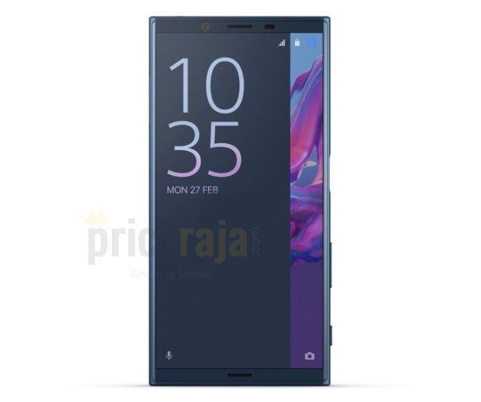 Sony Xperia X2 появился на первом изображении