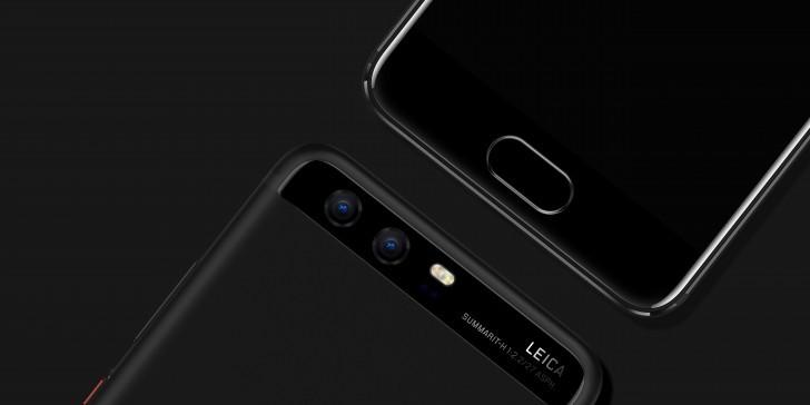 Смартфоны Huawei P10 и P10 Plus получили фронтальные камеры Leica