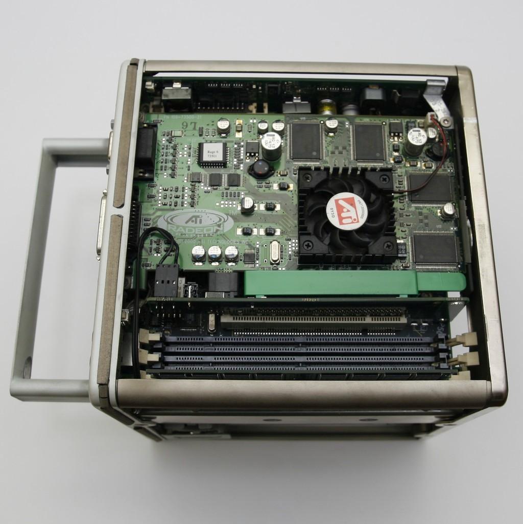 Apple Power Mac G4 Cube и его современники в небольшом фотообзоре - 13