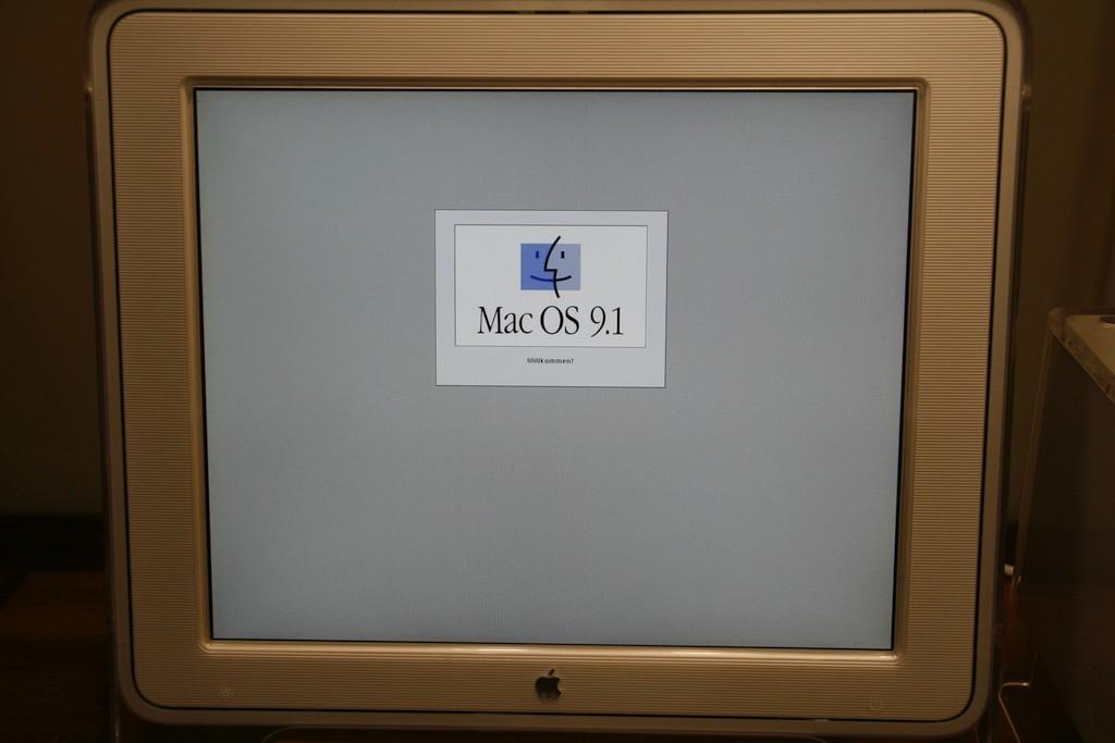 Apple Power Mac G4 Cube и его современники в небольшом фотообзоре - 18