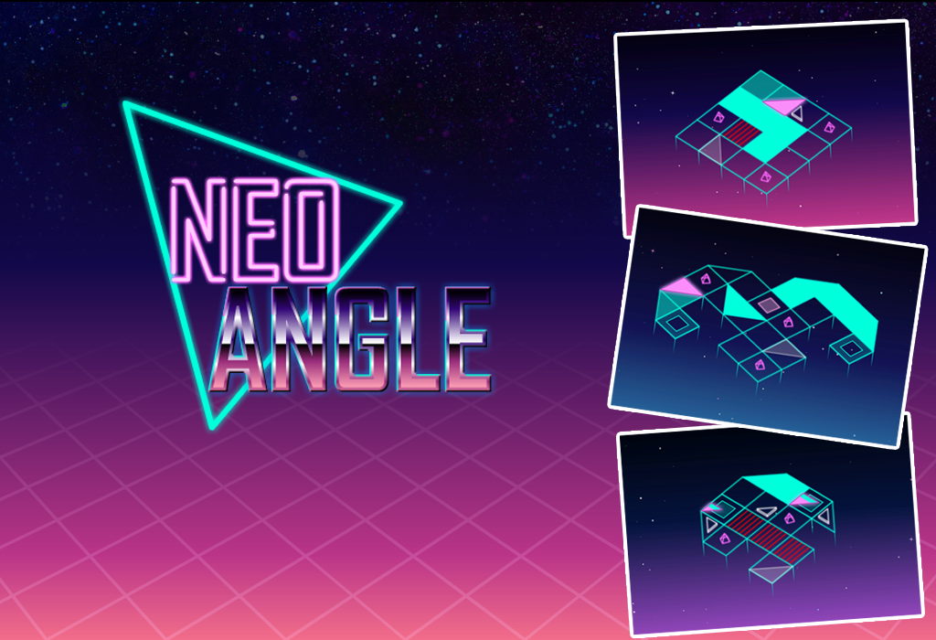 Игра-головоломка NeoAngle. Работа с уровнями в Unity - 1