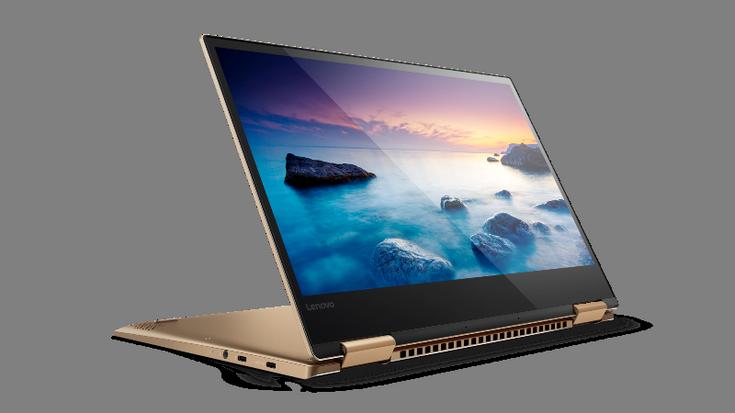 На MWC 2017 представлены ноутбуки-трансформеры Lenovo Yoga 520 и Yoga 720