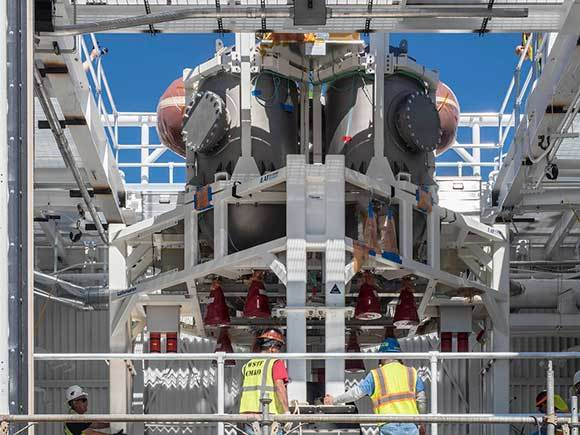 Пакет новостей по SLS и кораблю Orion - 4