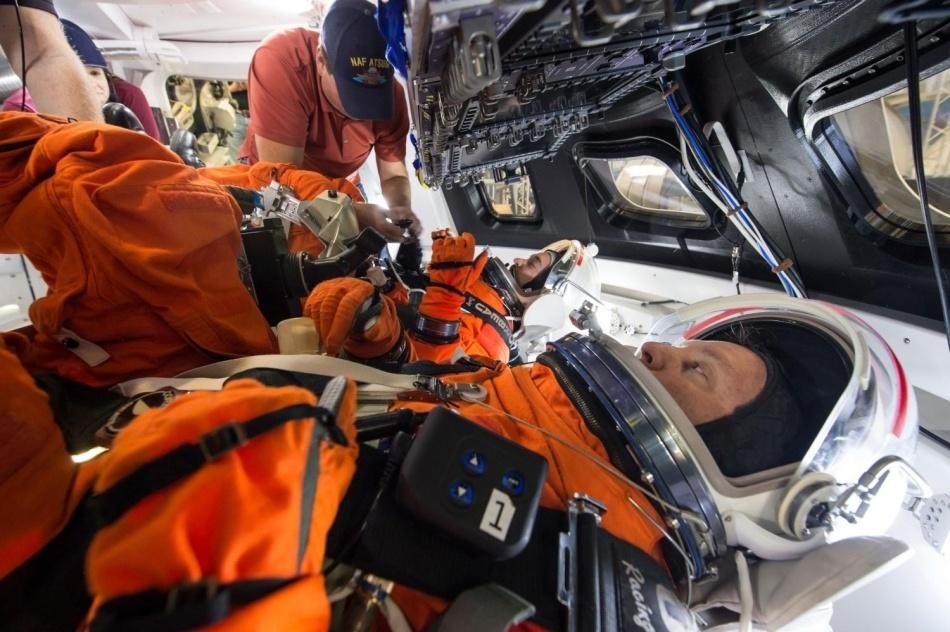 Пакет новостей по SLS и кораблю Orion - 5