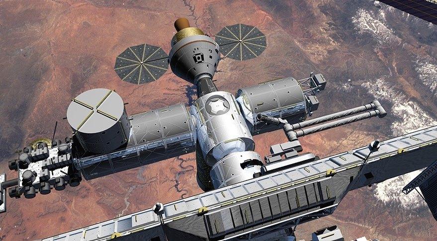 Пакет новостей по SLS и кораблю Orion - 6