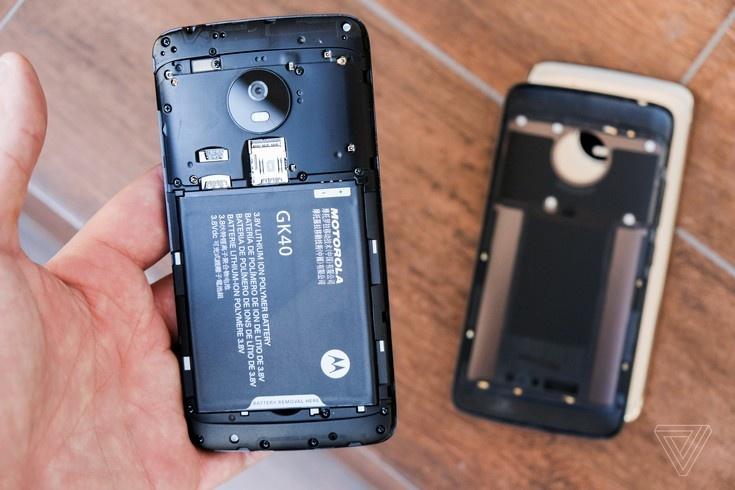Представлены смартфоны Moto G5 и G5 Plus