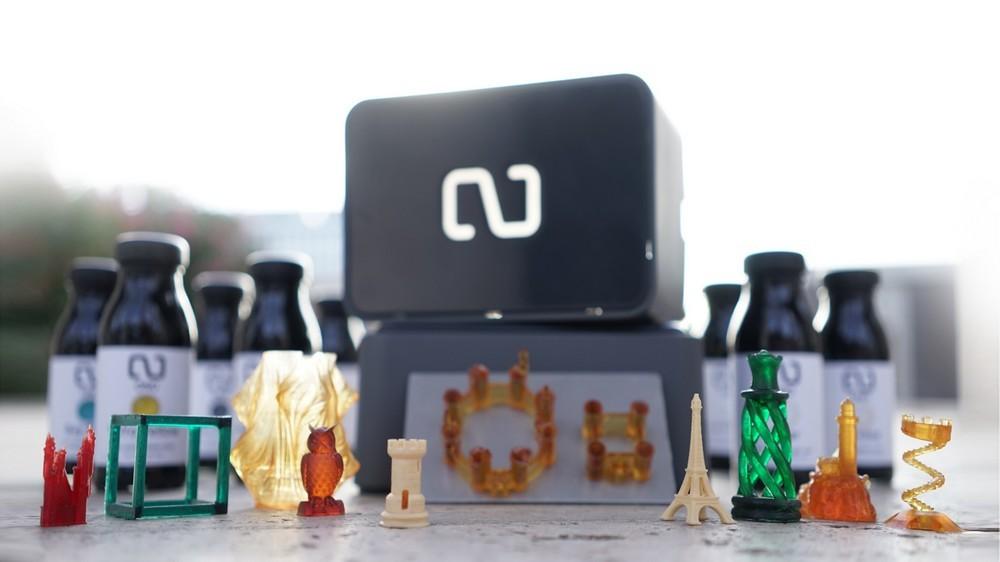 ONO 3D printer. Стереолитографию — в массы - 2