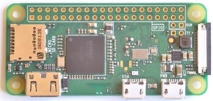 Представлен Pi Zero W - 1