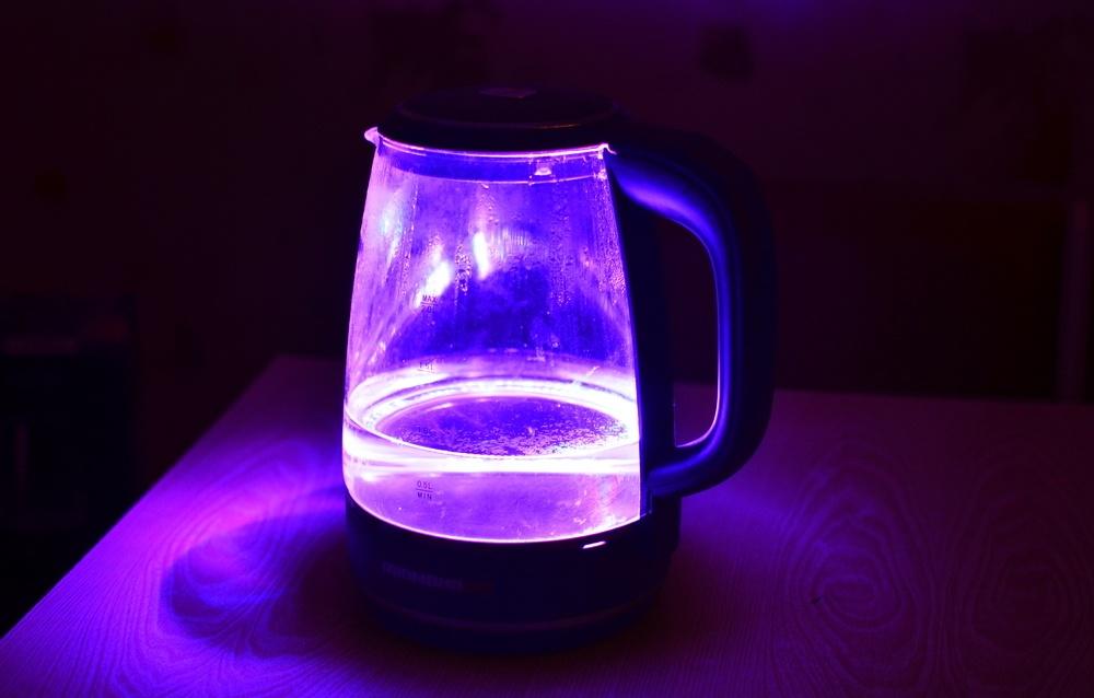 Умный чайник с разноцветной подсветкой: обзор REDMOND SkyKettle G200S - 26