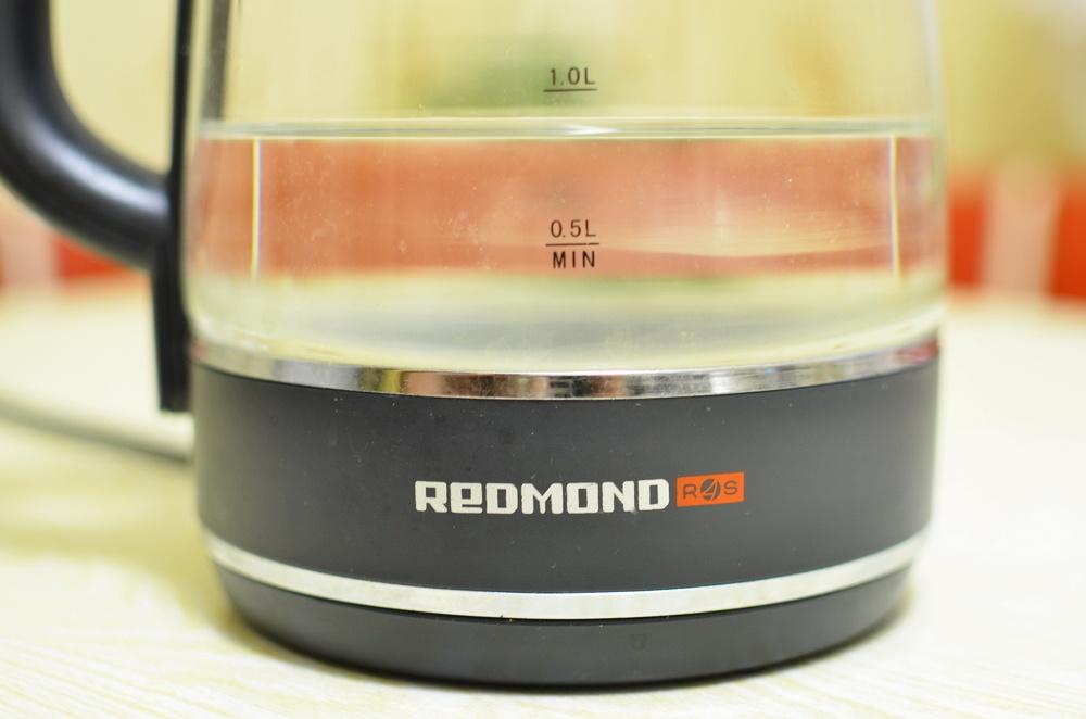 Умный чайник с разноцветной подсветкой: обзор REDMOND SkyKettle G200S - 5