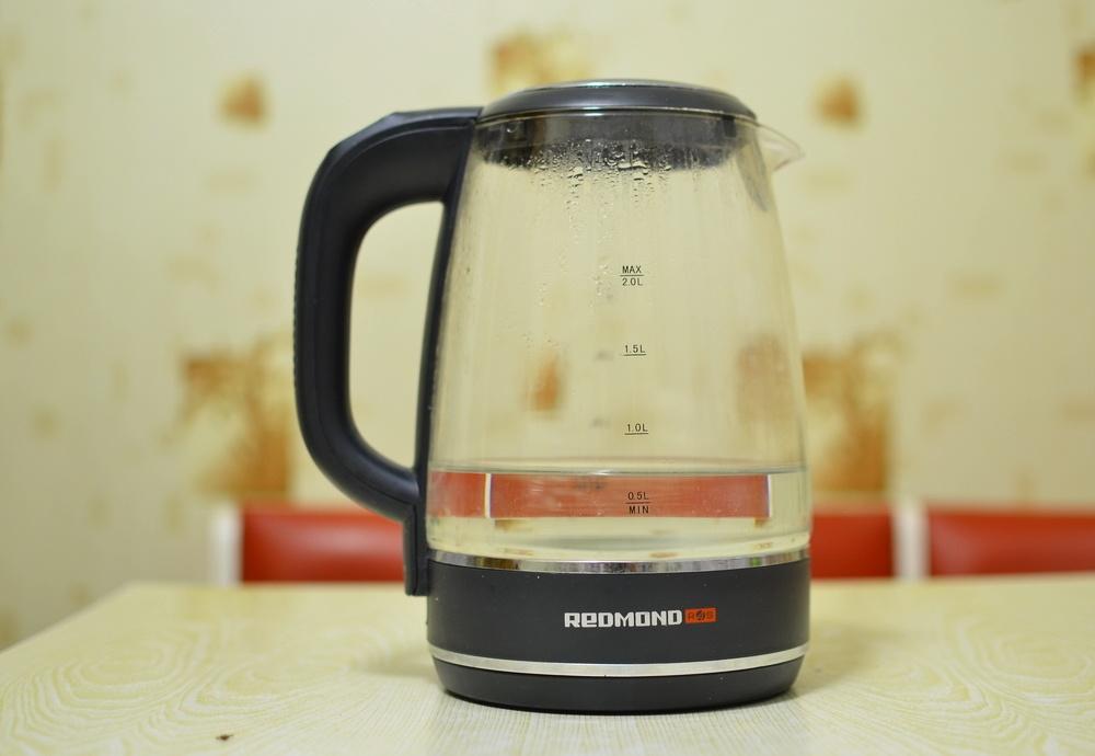 Умный чайник с разноцветной подсветкой: обзор REDMOND SkyKettle G200S - 7