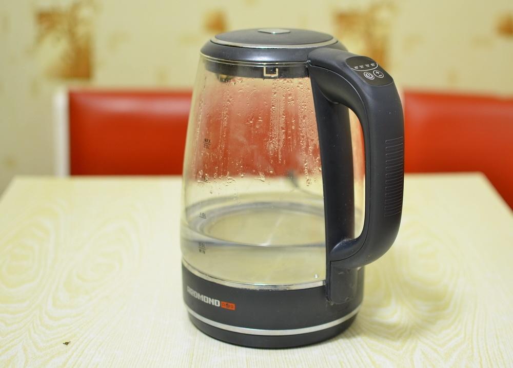 Умный чайник с разноцветной подсветкой: обзор REDMOND SkyKettle G200S - 8