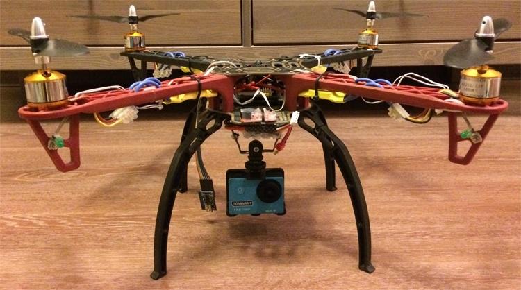 Квадрокоптер на MultiWii SE v2.5 — от задумки до первого полёта - 8