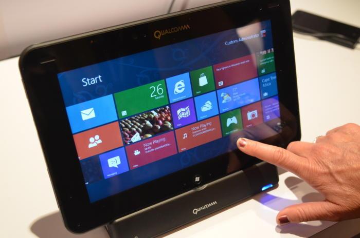Ноутбуки с SoC Qualcomm и Windows 10 не заменят самые доступные модели