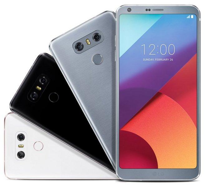 Смартфон LG G6 достаточно легко разбирается