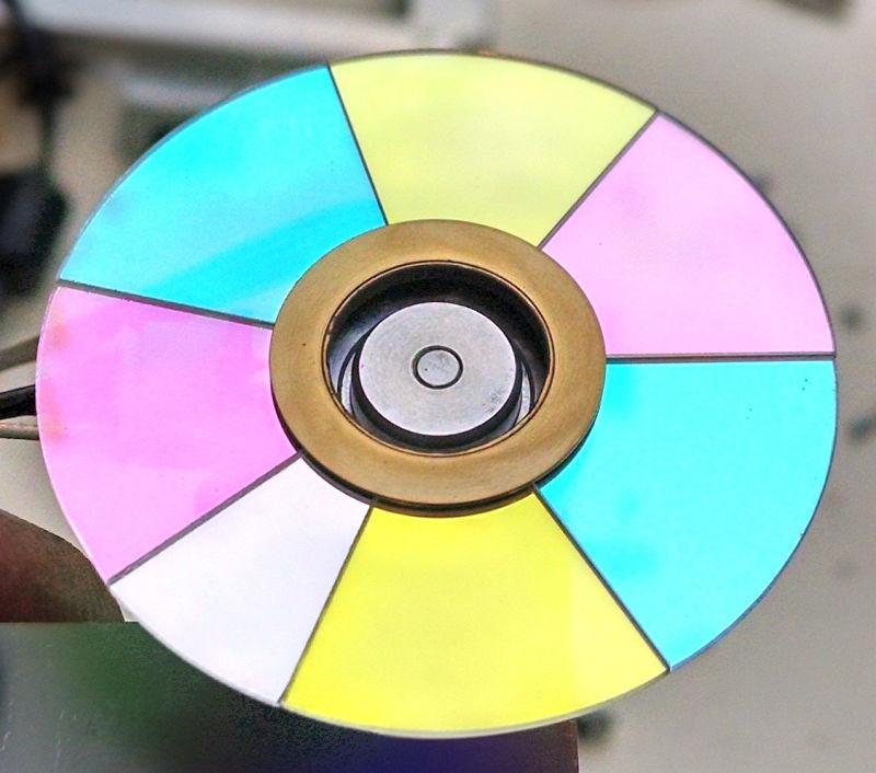 5 мифов о проекторах. Миф №2 – «Цветовая яркость» – выдуманная маркетологами характеристика проектора - 10