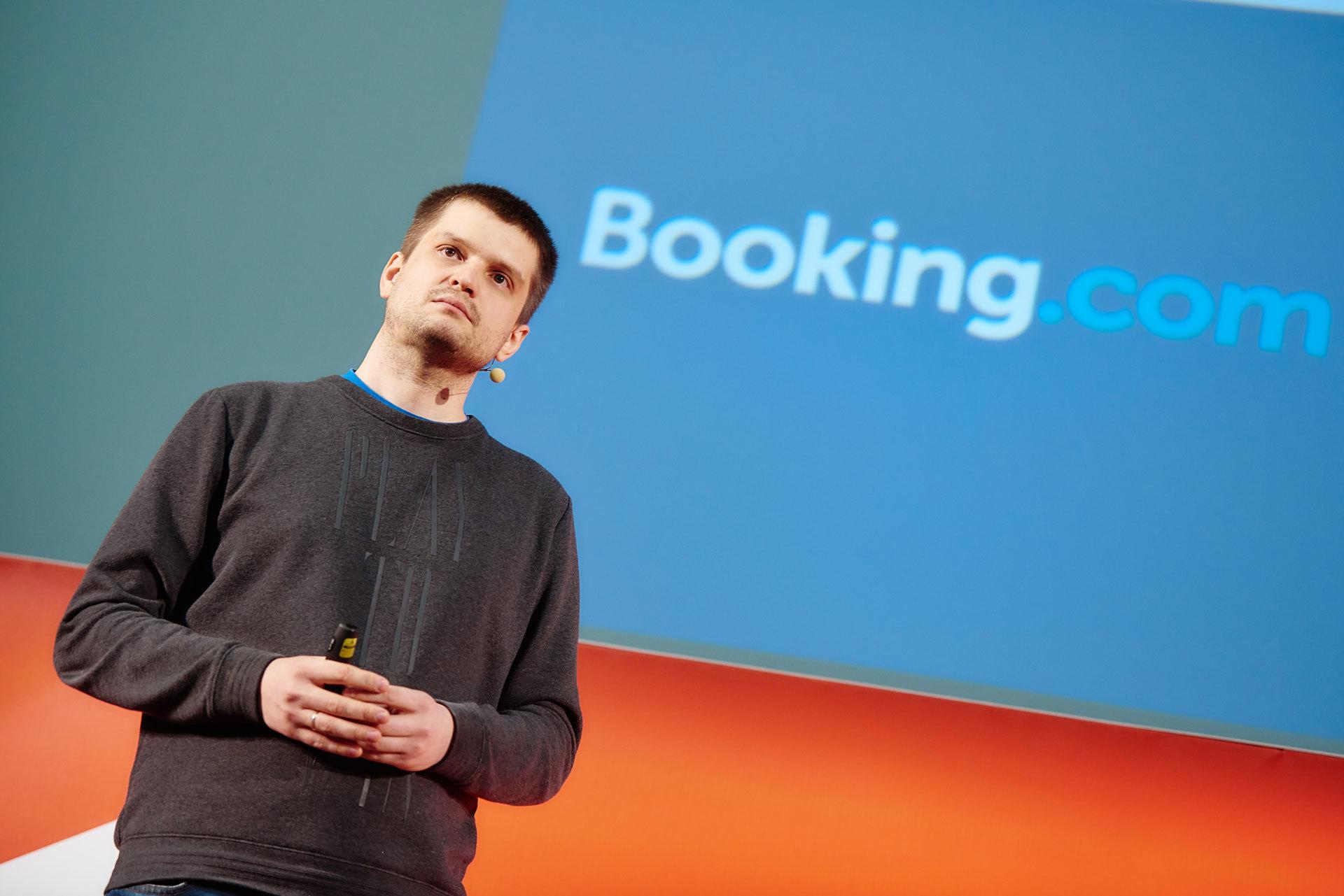 Архитектура поиска в Booking.com - 1