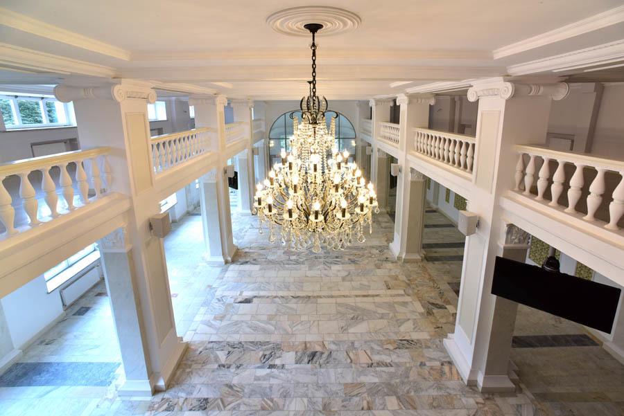 Как мы реконструировали здание суда в Смоленске: от лазерных сканов лепнины под плесенью до релиза - 17