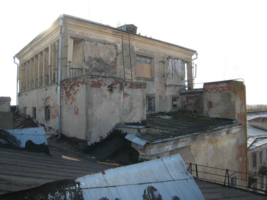 Как мы реконструировали здание суда в Смоленске: от лазерных сканов лепнины под плесенью до релиза - 28