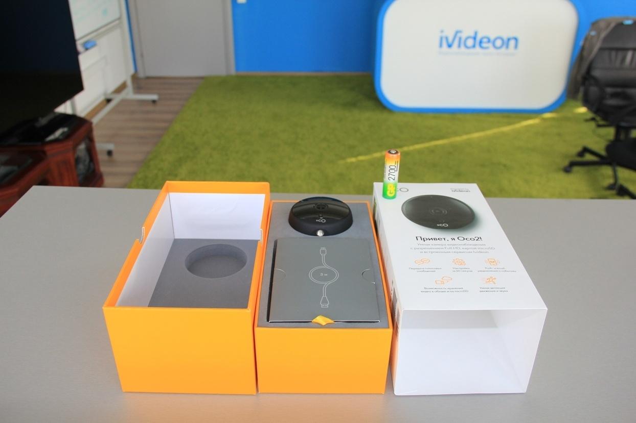 Обзор новой камеры видеонаблюдения Oco2 - 4