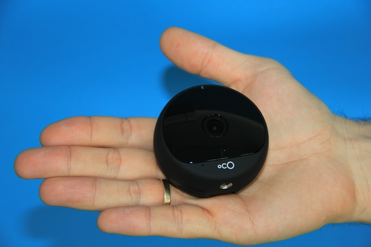 Обзор новой камеры видеонаблюдения Oco2 - 8