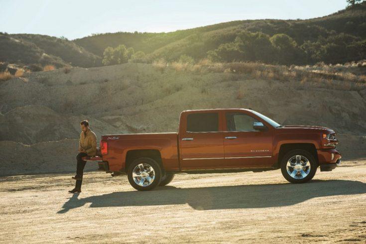 Владельцы автомобилей Chevrolet могут заказать безлимитный интернет