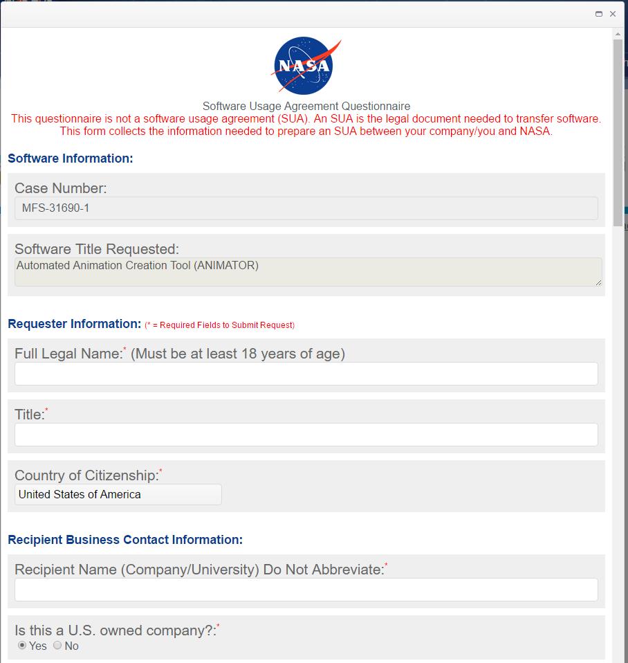 NASA открыло свободный доступ к своему программному обеспечению - 3
