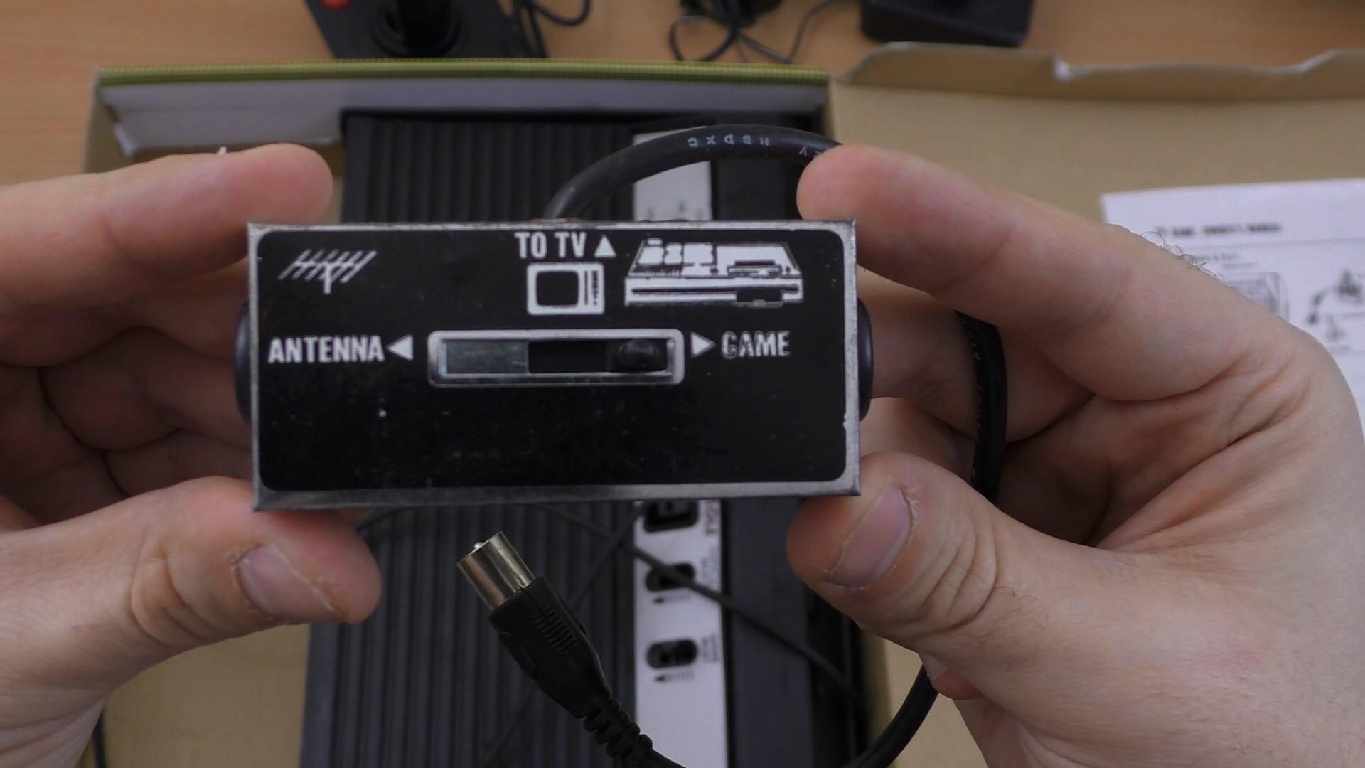 Rambo TV Games (Atari 2600) [статья с кучей фото и капелькой видео] - 12