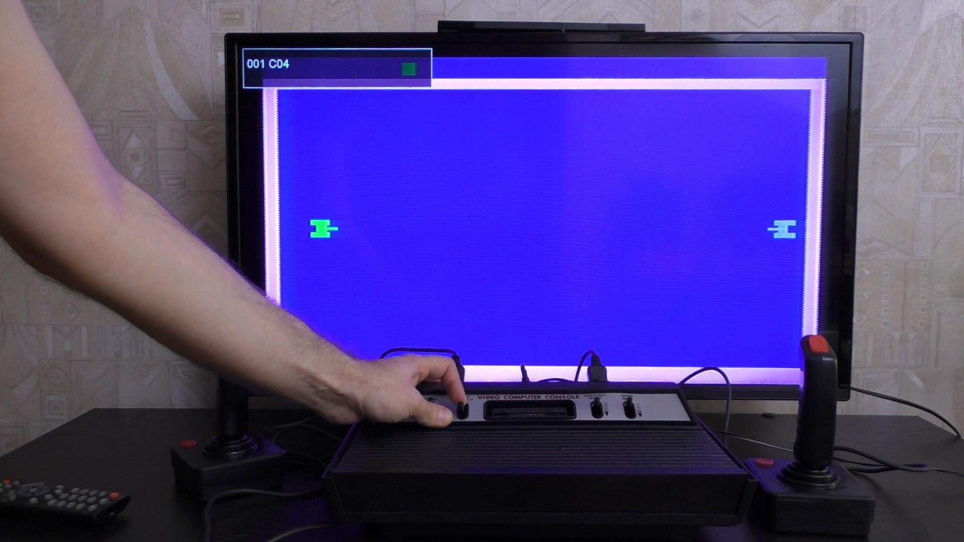 Rambo TV Games (Atari 2600) [статья с кучей фото и капелькой видео] - 29