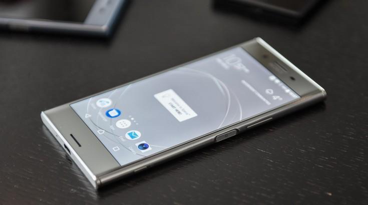 Sony Xperia XZ Premium завоевал титул лучшего смартфона MWC 2017