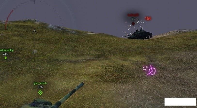 Читеры в World of Tanks - 14
