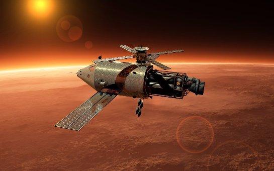 Полеты на Марс начнутся в 2030 году