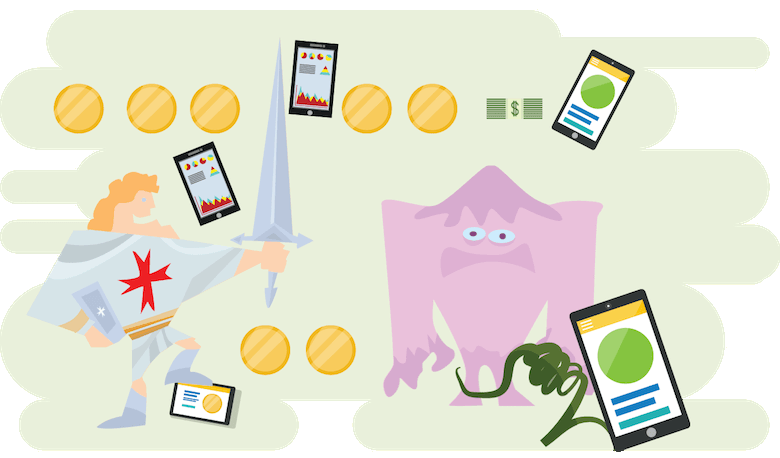 Тенденции и перспективы рынка мобильных приложений: поговорим о деньгах - 2