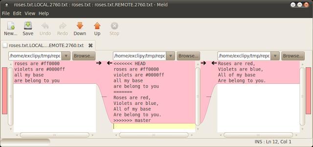 Безболезненное разрешение Merge конфликтов в Git - 2
