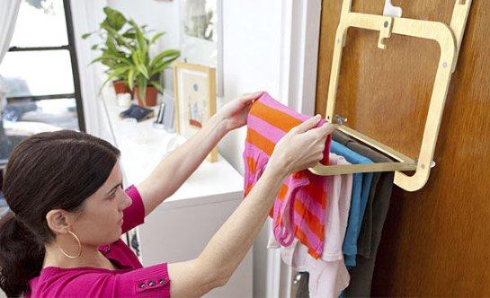 Сушка белья в комнате негативно влияет на здоровье