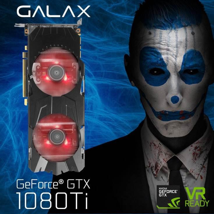 Изделие Galax войдет в серию EXOC, изделие Zotac — в серию AMP!