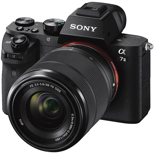 Полный кадр 35мм. Мини-обзор камеры со сменной оптикой Sony a7II - 1