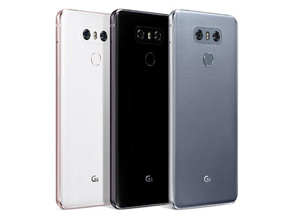 Смартфон LG G6 собрал 40 тыс. предзаказов за 4 дня